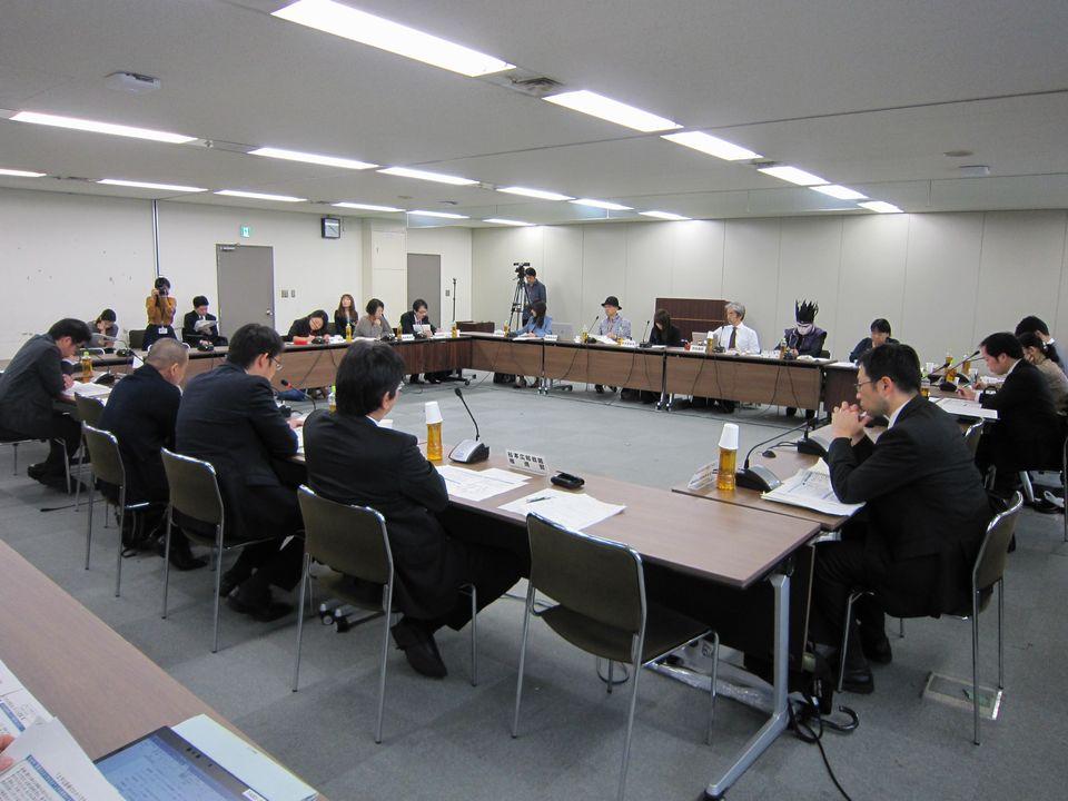 12月6日に開催された、「第4回 上手な医療のかかり方を広めるための懇談会」