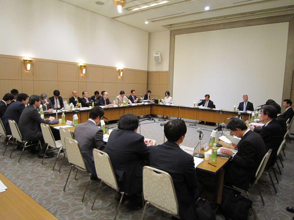 12月11日に開催された、「平成30年度 第3回 医道審議会 医師分科会 医師専門研修部会」