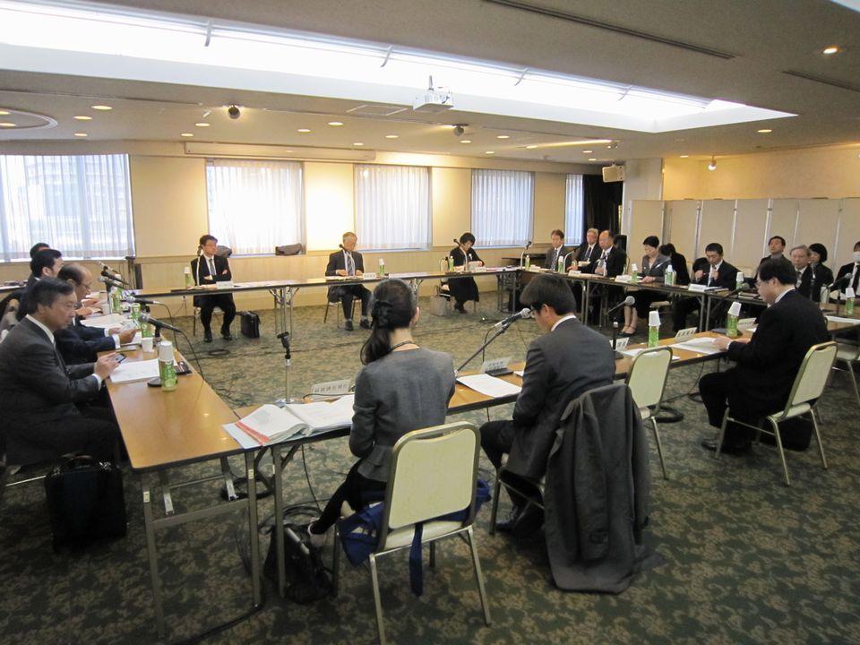 12月20日に開催された、「第12回 医療情報の提供内容等のあり方に関する検討会」