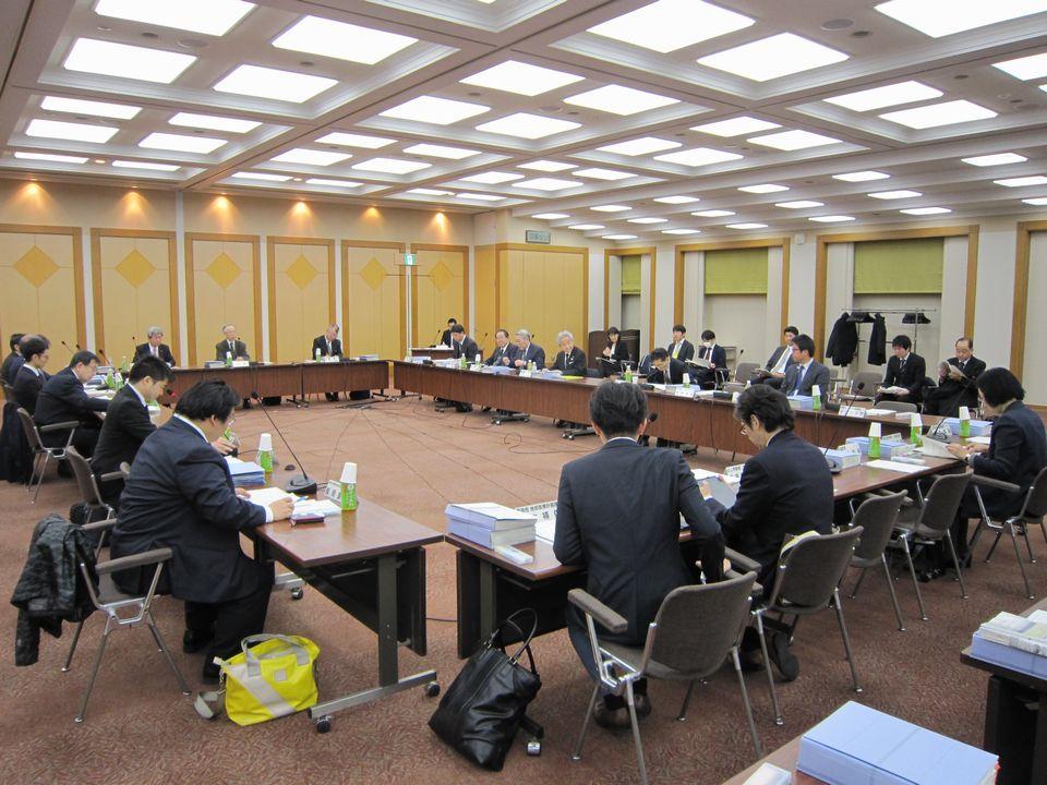 12月21日に開催された、「第17回 地域医療構想に関するワーキンググループ」