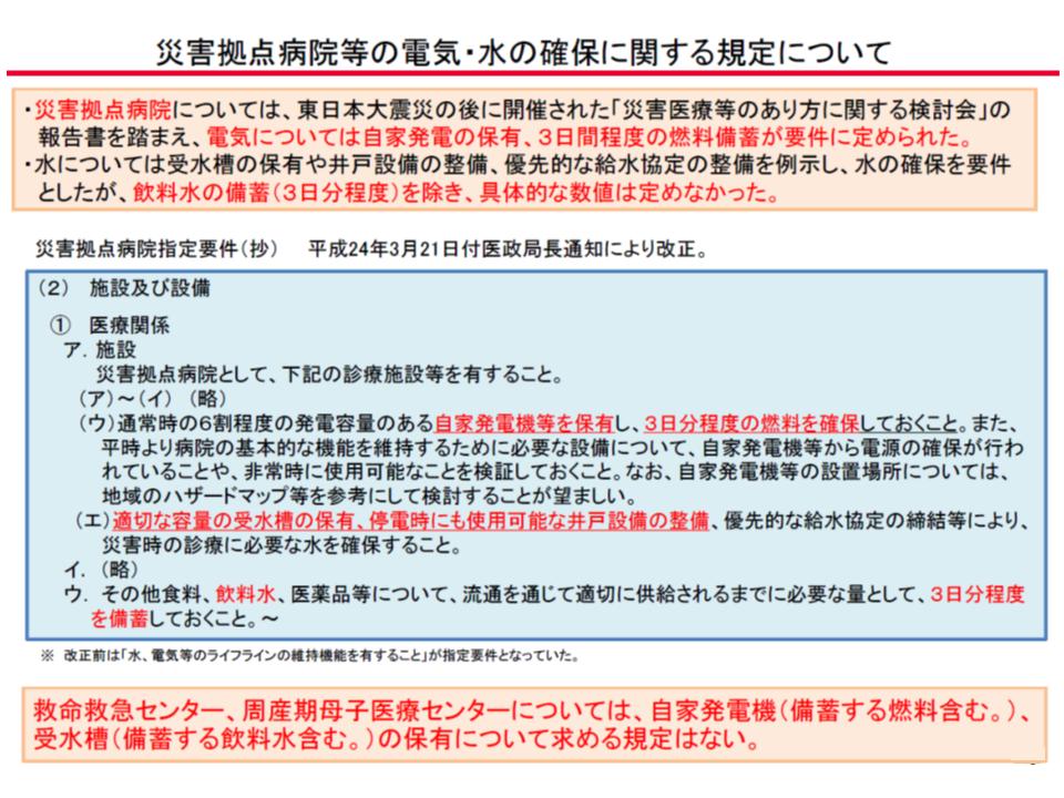 救急・災害医療提供体制検討会4 181220