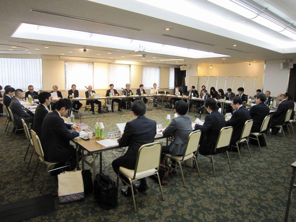 12月20日に開催された、「第10回 救急・災害医療提供体制等の在り方に関する検討会」