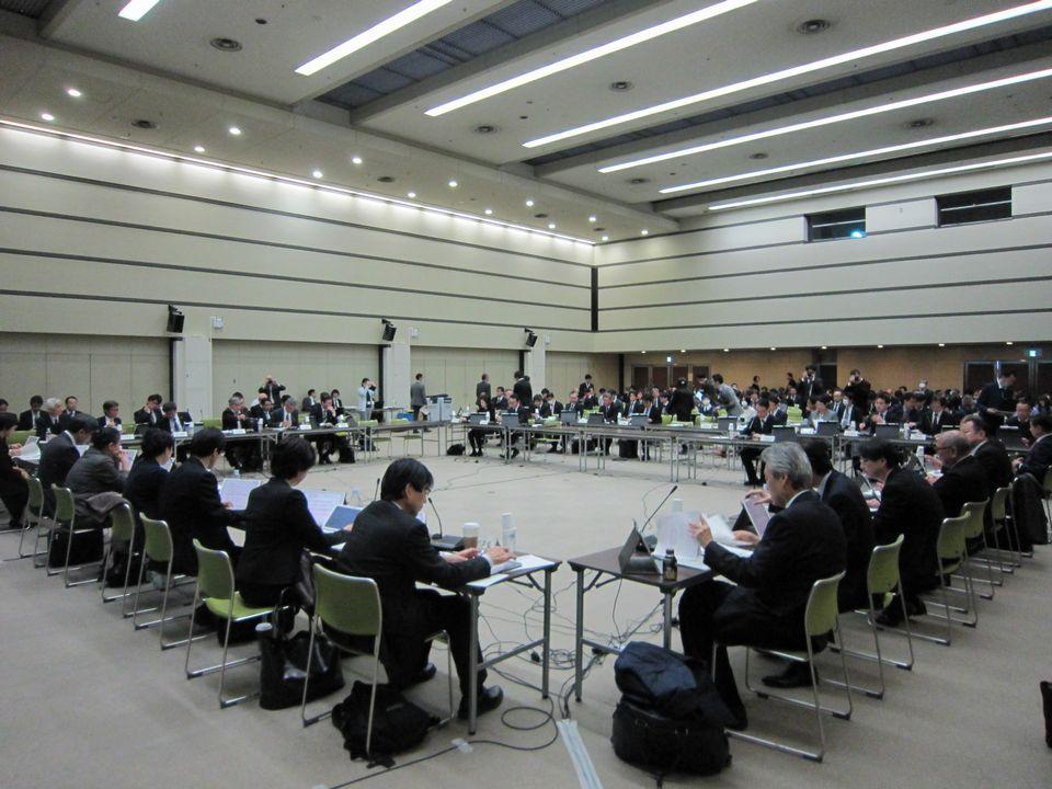 1月16日に開催された、「第405回 中央社会保険医療協議会 総会」