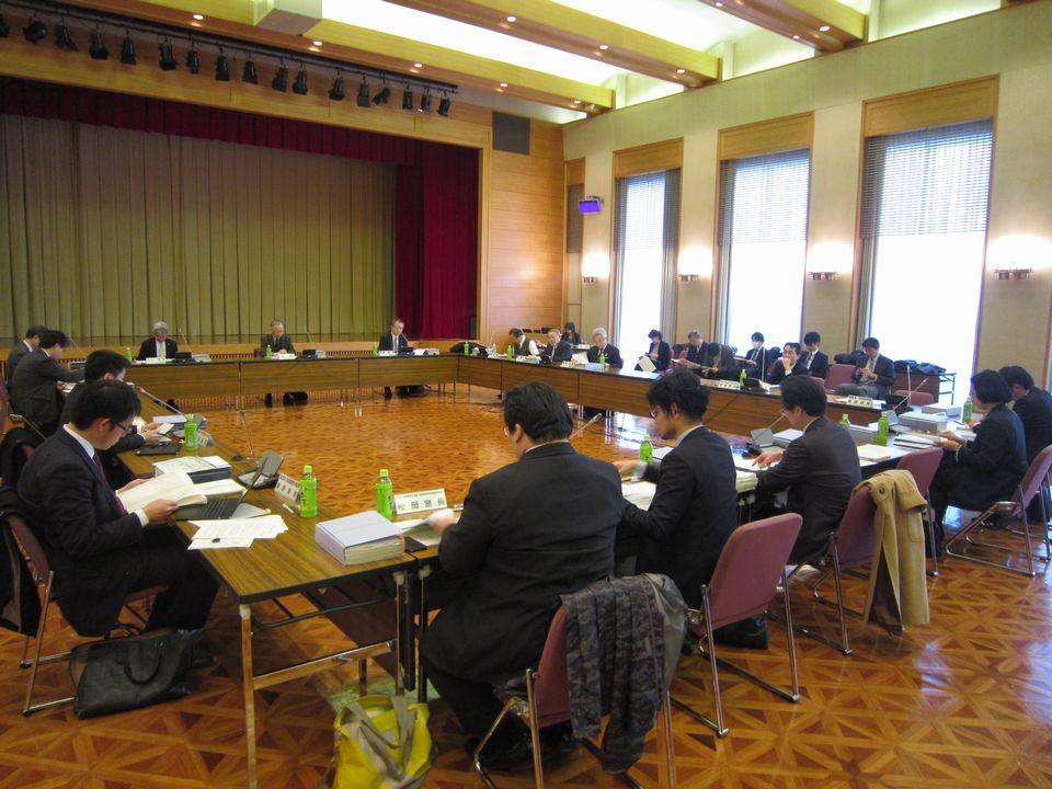 1月30日に開催された、「第18回 地域医療構想に関するワーキンググループ」