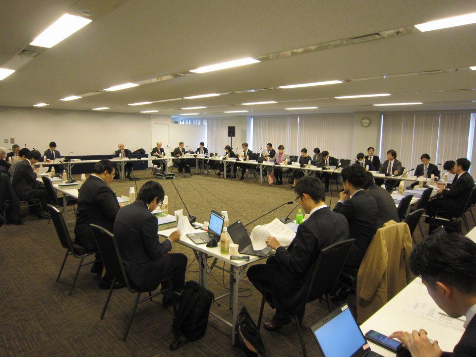1月30日に開催された、「第27回 医療従事者の需給に関する検討会 医師需給分科会」