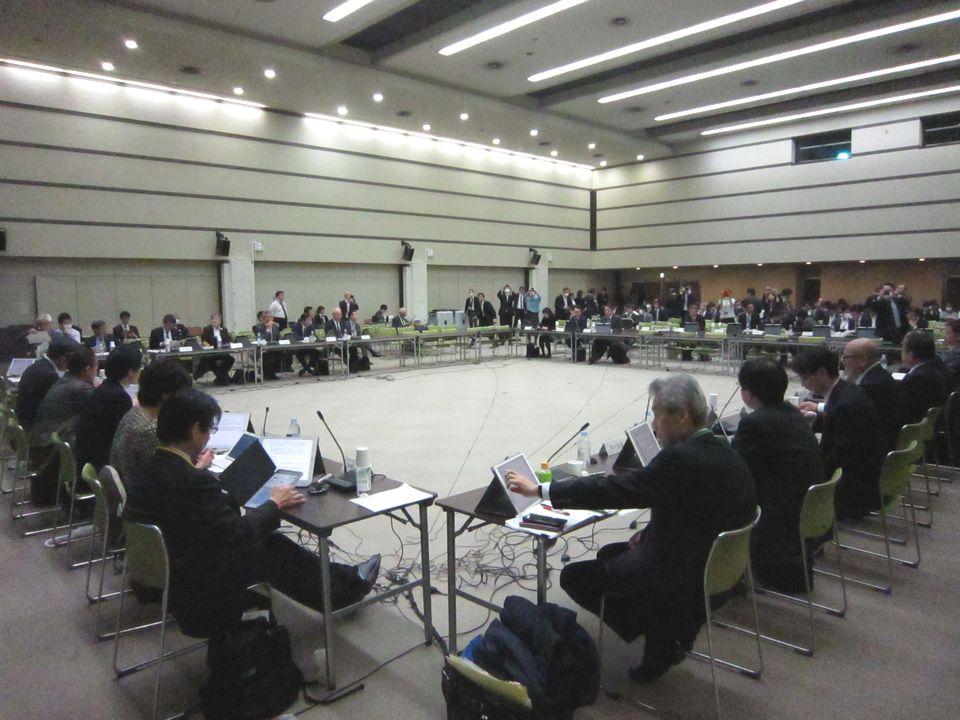 2月6日に開催された、「第407回 中央社会保険医療協議会 総会」