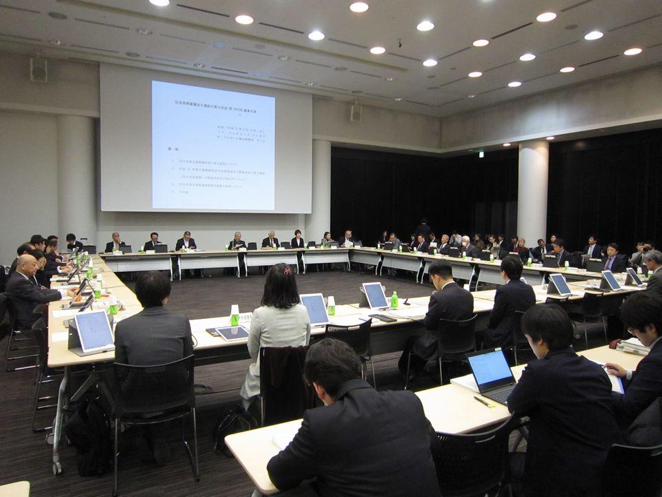 2月13日に開催された、「第168回 社会保障審議会 介護給付費分科会」