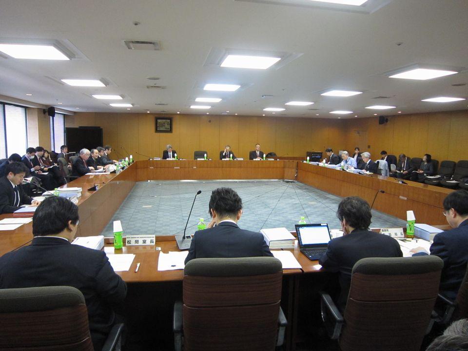 2月22日に開催された、「第19回 地域医療構想に関するワーキンググループ」