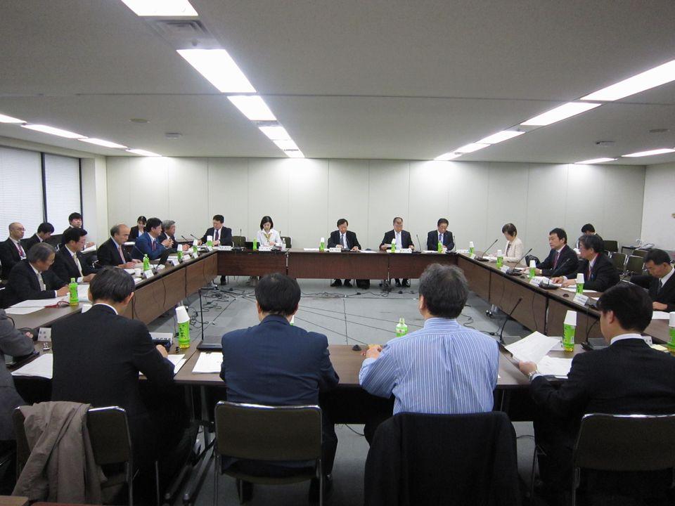 2月22日に開催された、「平成30年度 第4回 医道審議会 医師分科会 医師専門研修部会」