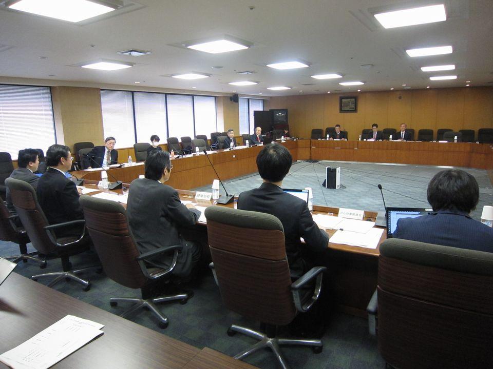 3月7日に開催された、「第14回 がん診療連携拠点病院等の指定に関する検討会」
