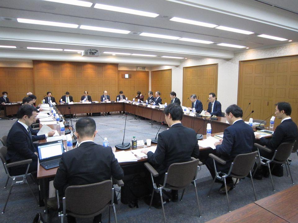 3月8日に開催された、「第9回 今後のがん研究のあり方に関する有識者会議」