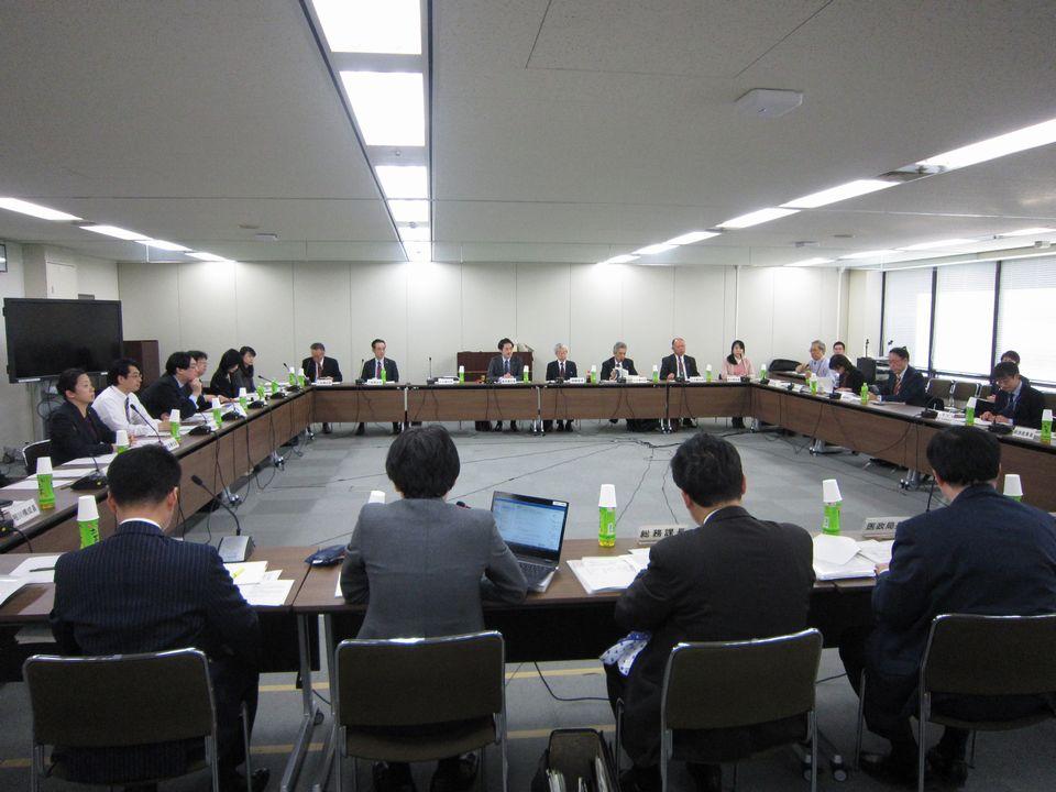 3月11日に開催された、「第4回 訪日外国人旅行者等に対する医療の提供に関する検討会」