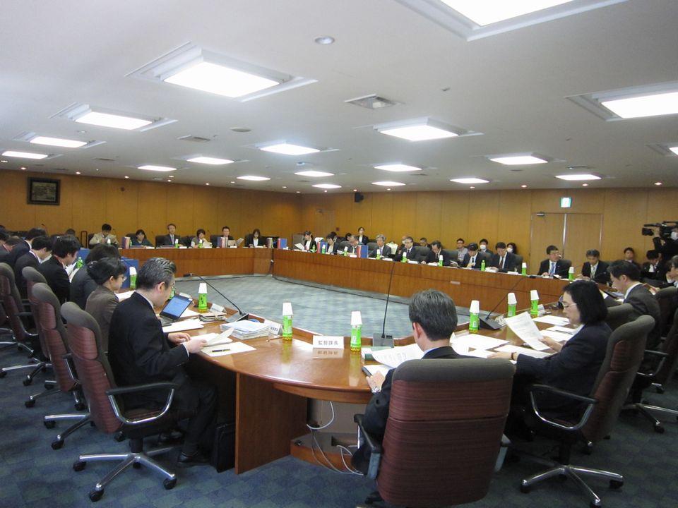 3月13日に開催された、「第20回 医師の働き方改革に関する検討会」
