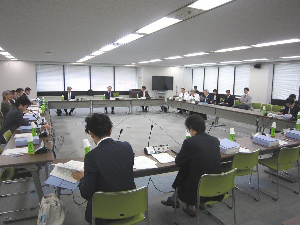 3月20日に開催された、「第20回 地域医療構想に関するワーキンググループ」