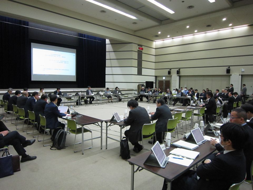3月27日に開催された、「第52回 中央社会保険医療協議会 費用対効果評価専門部会」