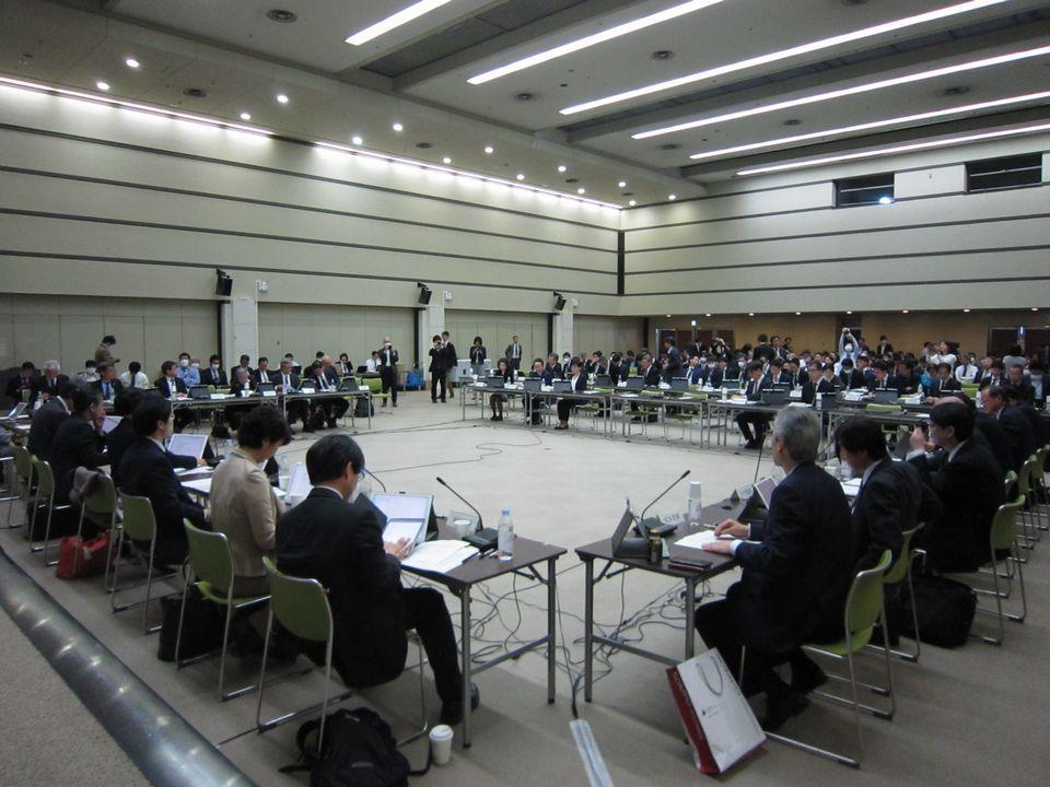 3月27日に開催された、「第411回 中央社会保険医療協議会 総会」