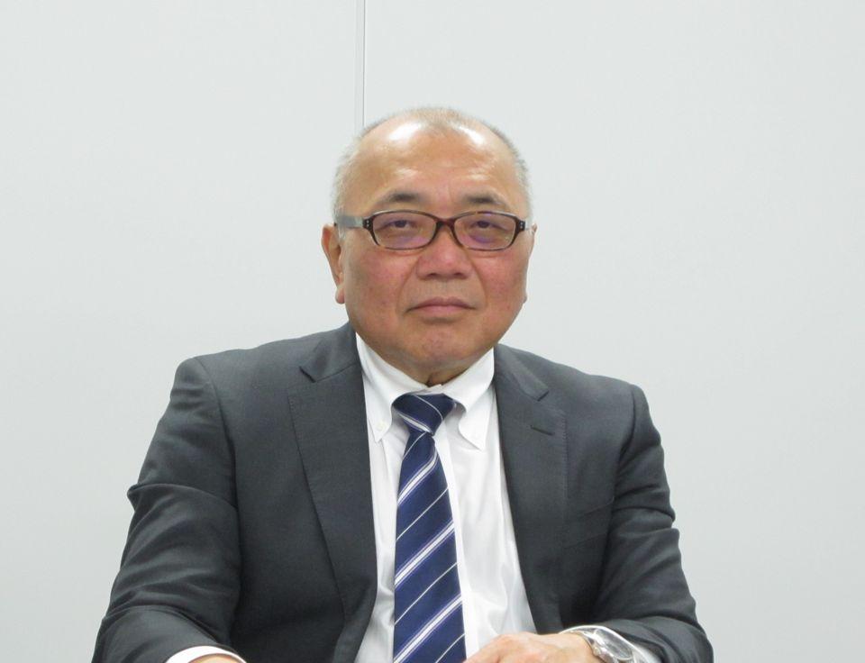 3月27日の四病院団体協議会・総合部会後に、記者会見に臨んだ全日本病院協会の猪口雄二会長