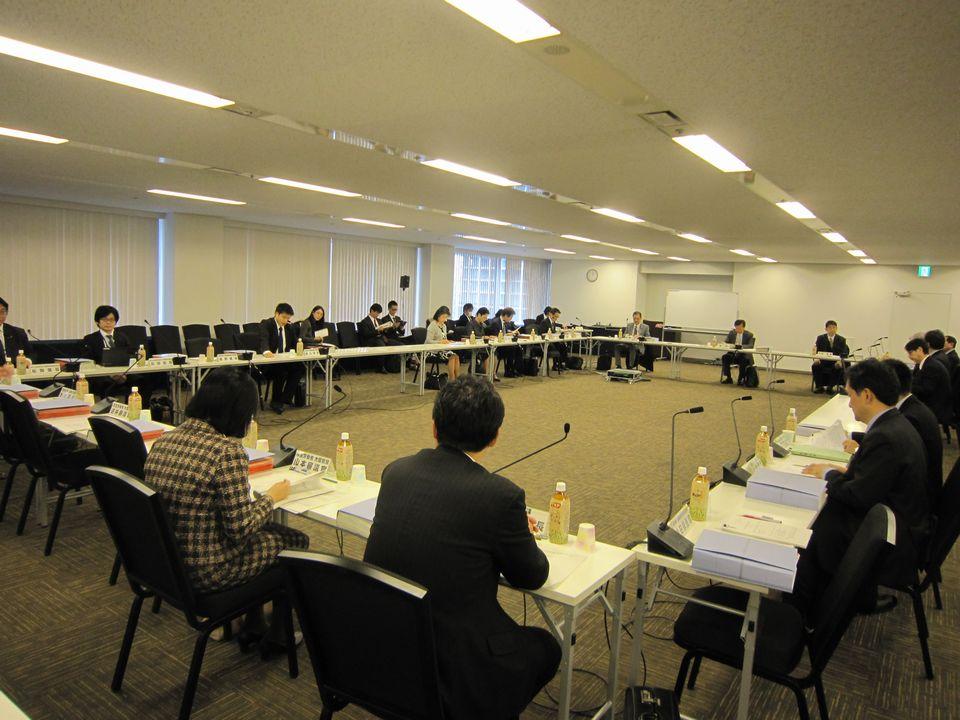 3月29日に開催された、「第14回 医療計画の見直し等に関する検討会」