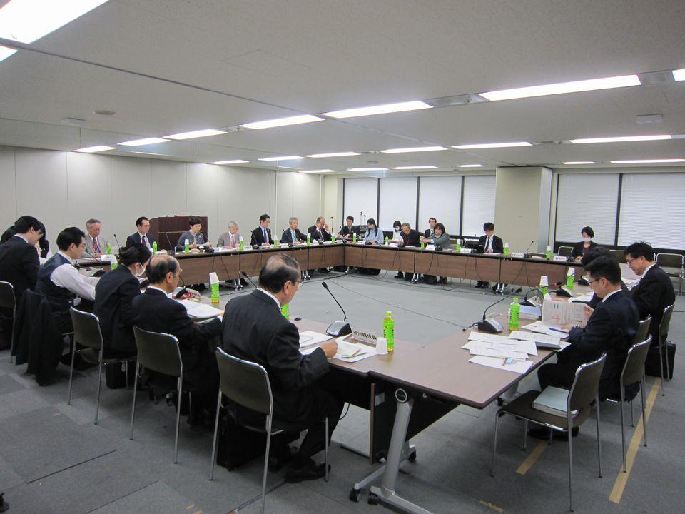 3月29日に開催された、「第5回 訪日外国人旅行者等に対する医療の提供に関する検討会」