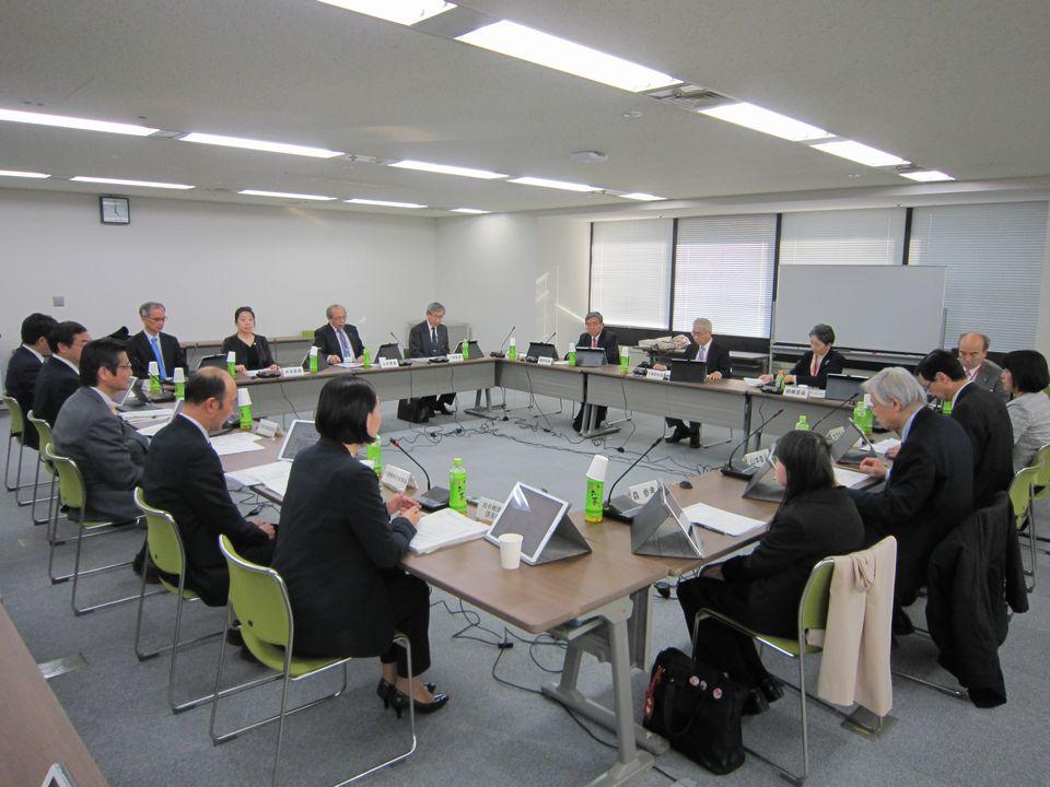 4月4日に開催された、「平成31年度 第1回 厚生科学審議会 疾病対策部会」