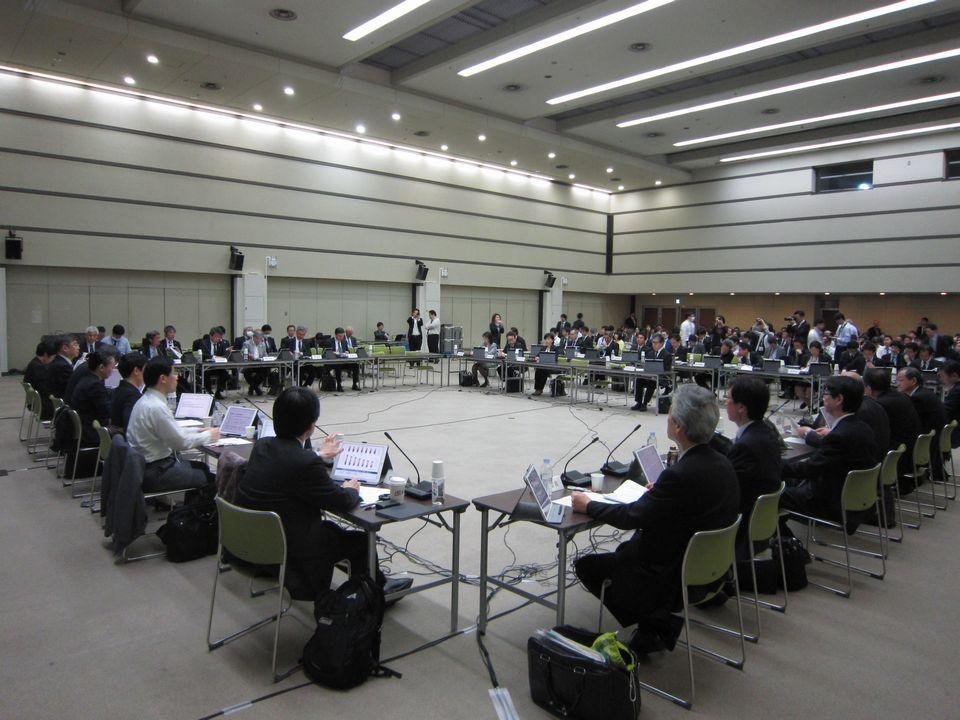4月24日に開催された、「第413回 中央社会保険医療協議会 総会」