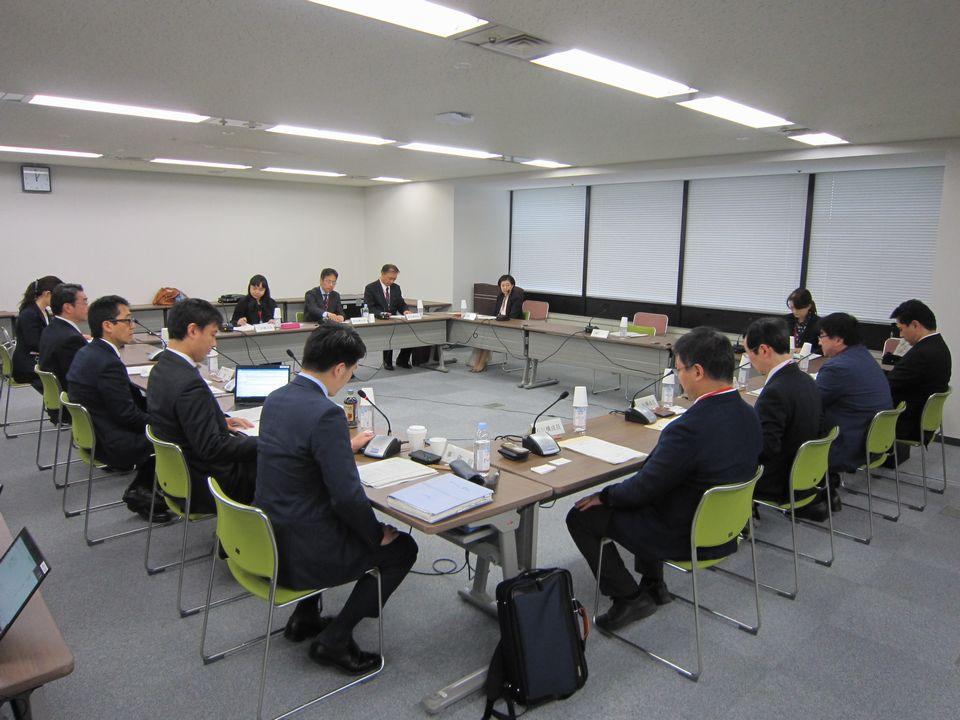 4月26日に開催された、「第1回 がんゲノム医療中核拠点病院等の指定要件に関するワーキンググループ」