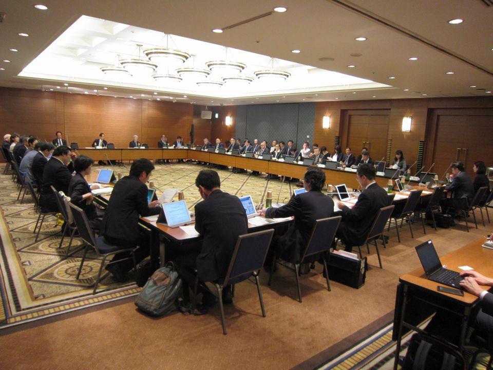 4月24日に開催された、「第66回 社会保障審議会 医療部会」