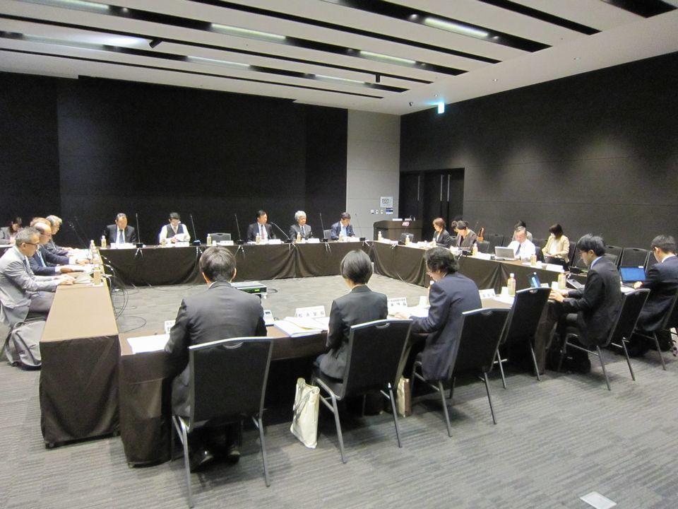 4月25日に開催された、「第13回 救急・災害医療提供体制等の在り方に関する検討会」