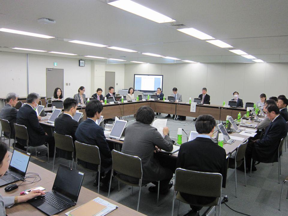 5月9日に開催された、「第7回 科学的裏付けに基づく介護に係る検討会」