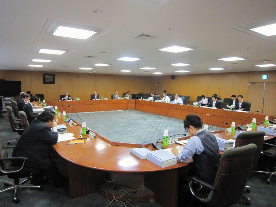 5月16日に開催された、「第21回 地域医療構想に関するワーキンググループ」