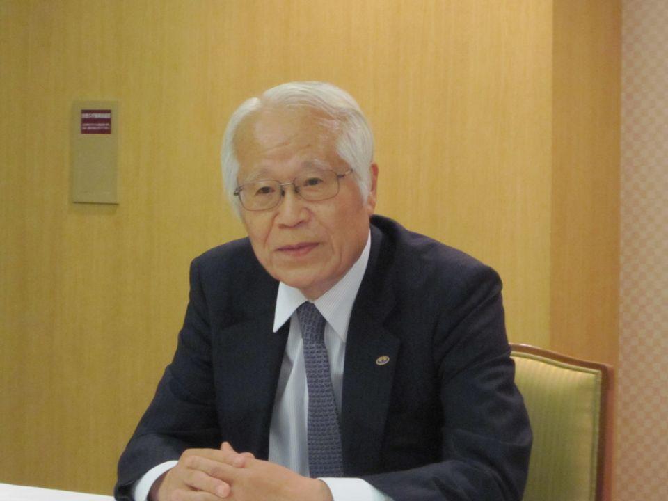 日本病院会「専門医に関する委員会」の中佳一委員長
