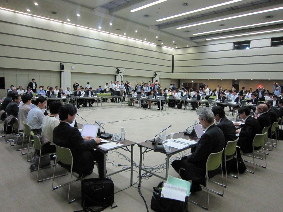 5月29日に開催された、「第415回 中央社会保険医療協議会 総会」