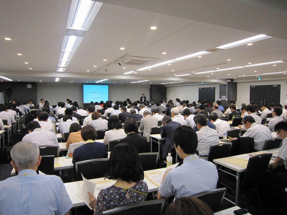 6月7日に開催された、「令和元年度 第1回 医療政策研修会 及び 第1回 地域医療構想アドバイザー会議」