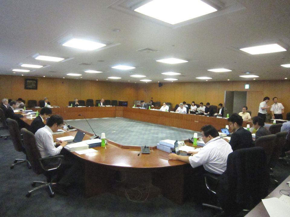 6月21日に開催された、「第22回 地域医療構想に関するワーキンググループ」