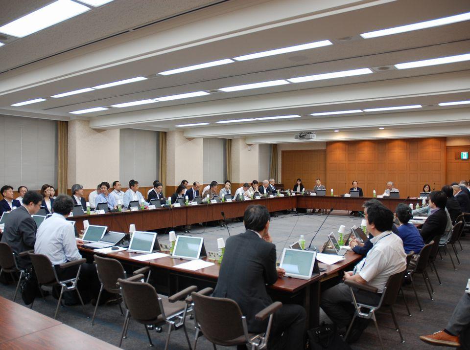 7月18日に開催された、「第67回 社会保障審議会 医療部会」
