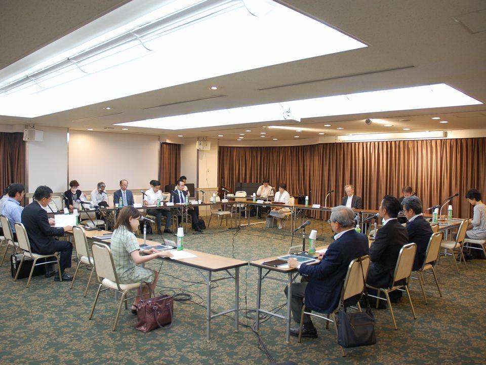 6月27日に開催された、「第13回 医療情報の提供内容等のあり方に関する検討会」