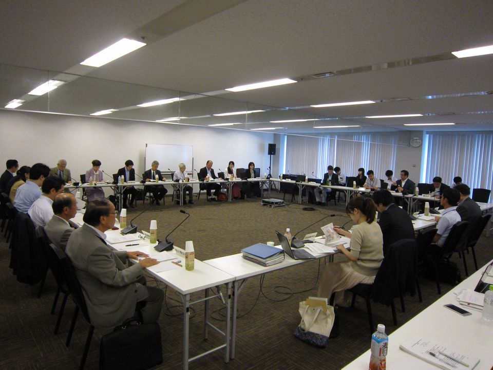 8月19日に開催された、「第6回 訪日外国人旅行者等に対する医療の提供に関する検討会」