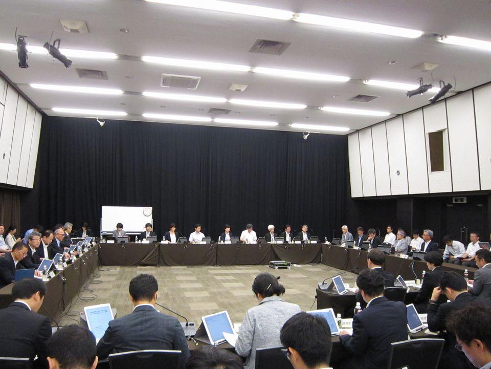 8月28日に開催された、「第421回 中央社会保険医療協議会 総会」